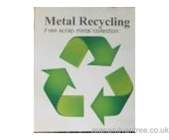 Metal Recycling Free Scrap Metal Collection