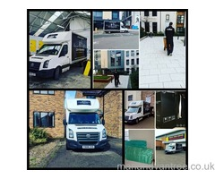Man and van House removals Nottingham East Midlands to all UK