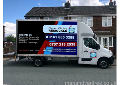 Man and Van, Professional Removal Service, waste Removals