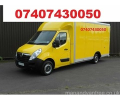 Man And Van Hire House Removal 24/7 ~ Mover ~ Cheap Price colonbrook