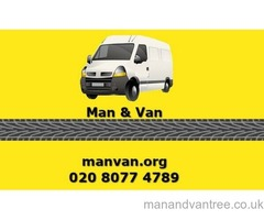 Man & Van | Removal | Rubbish Clearance - Prices from 39£/h - Moving Van Hire