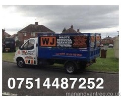 W.J WASTE & RUBBISH REMOVAL house clearance, trade waste
