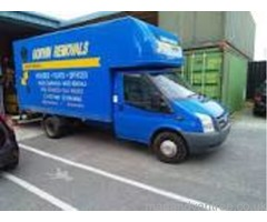 DG Removals Plymouth