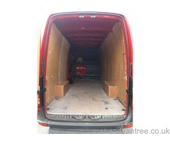 MAN AND VAN FLATS HOUSES OFFICES REMOVAL SERVICES