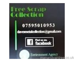 Free Scrap Metal Collection & Metal Rip Out Clearances Household