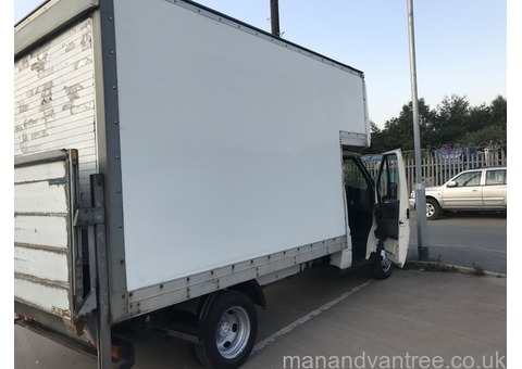 Uk Pro Removals / Man With a Van services - No job to small or too big! Please Call or Text Singh