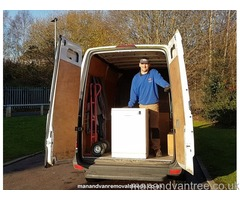 Man and Van Removals Leeds Man with a Van Removal Services