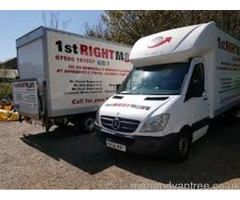 1ST RIGHT MOVE REMOVALS & CLEARANCES Lowestoft