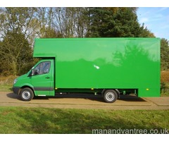 All areas Man and van removals service office removals house removals luton vans available