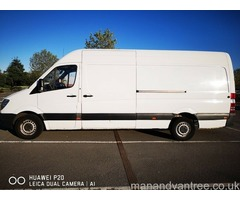 MAN AND THE VAN Birmingham - Removals from only £20