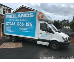 MIDLANDS METAL METAL AND WASTE RUBBISH REMOVAL