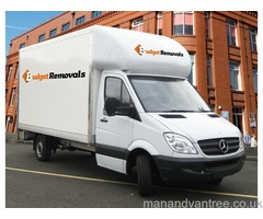 Cheap Reliable Man With A Van, Large Luton Tail Lift Van, House Removals, Office Removals