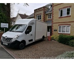 Man and Van Removals Southampton