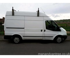 Man and Van from only £15 Glasgow Cumbernauld