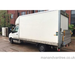 MAN AND VAN CROYDON HOUSE/FLAT/OFFICE/PIANO REMOVALS, RUBBISH CLEARANCE