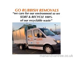GO RUBBISH REMOVALS  Glasgow-Paisley-Trade-private-junk-clearance-skip alternative