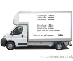 Removals - Man with a Van - Storage - Moove Right Removals Potters Bar