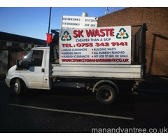 WASTE - RUBBISH REMOVAL... SAME DAY CALLOUT
