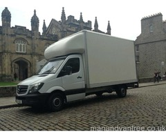Aberdeen Removals Man with van Services - House clearance sofa fridge