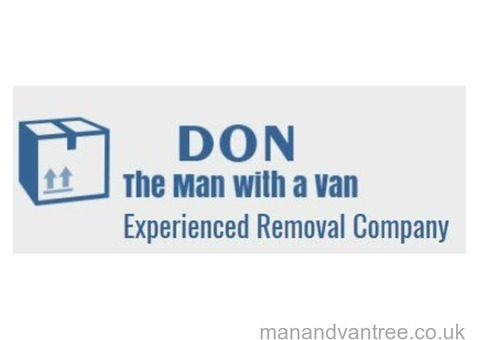 Do you need a Man and a Van Brockworth? Ask Don