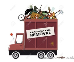 RUBBISH REMOVALS AND MAN&VAN.
