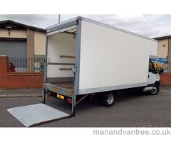 Man and van Southampton removals Hampshire, 4-5 Bed Properties European Moves