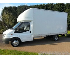 Aberdeen Bucksburn Low Cost Removals Man with Van Services Appliances Store Collections