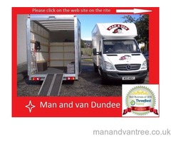 Man And Van Dundee, Top Rated Removals Companies in Dundee
