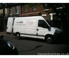 Man and Van Hire in South - West and All London Cargotaxi Removals Furniture delivery