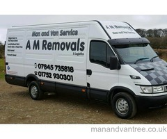 Best Rates & Service on 1 or 2 Man Jobs! A M Removals &amp