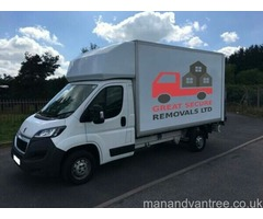 Removal services Leicester