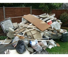 Nottingham Rubbish and waste removal*** house garden clearance