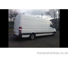VAN WITH A VAN SOFA BED WARDROBE 24/7 COLLECTIONS AMN AND DELIVERY AROUND UK