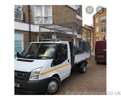MAN AND VAN ALL HOUSEHOLD RUBBISH AND BUSINESS WASTE COLLECTION REMOVAL SERVICES
