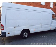 Hire Van and Man House Removals and House & Office Clearance very low Prices Manchester