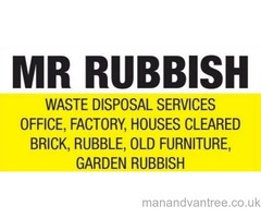RUBBISH disposals removals clearance man and van cheapest in Norwich