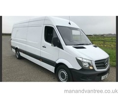 Man and van & Removal Services 24/7
