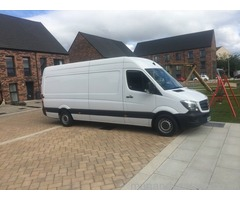 2 man and a Jumbo van OR A man and a van for hire