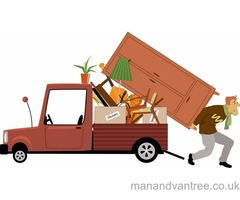 Man and Van Services - Great prices - B&M Removals
