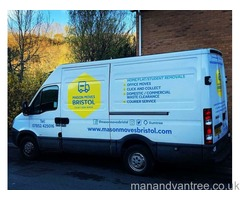 Mason Moves Bristol Limited - Man with a van - removals & waste clearance