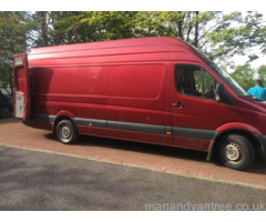 Van and man available