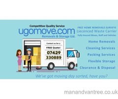 Ugomove; Removals + Storage + Packing + Furniture Assembly in Rochester
