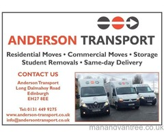 PROFESSIONAL MAN & VAN HIRE** HOME & OFFICE REMOVALS ** FRAGILE ITEMS