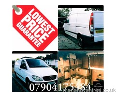 MAN WITH A VAN £14 HOUR Hendon London