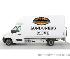 Van and Man Fully insured 24/7 Urgent Short notice London Kensington y Chelsea