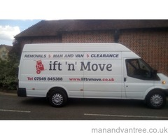 Man and Van Fleet - Hampshire