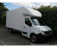 Luton Van with tail lift available for any work Heathrow