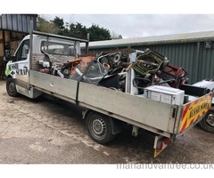 Free Scrap metal collection Bolton