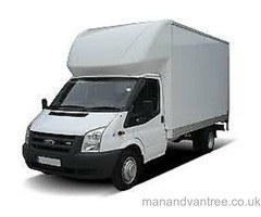 Professional Removal Service Man & Van Hire Company House Office Move All Clearance