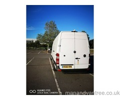 MAN AND THE VAN - Midland Removal Service, House or Office Movers, Cheap Van Hire